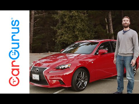 2016 Lexus Is 200t Cargurus Test Drive Review Youtube