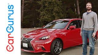 2016 Lexus IS 200t | CarGurus Test Drive Review