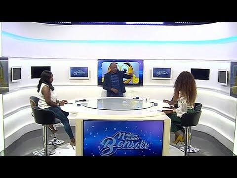 Madame Monsieur Bonsoir de RTI2 du 24 Mai 2018 par Willy DUMBO