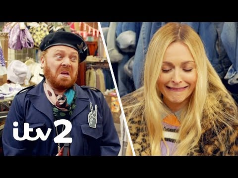 Fearne Cotton Takes Keith Lemon Vintage Clothes Shopping! | Shopping With Keith Lemon