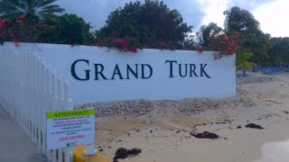 What to do in Grand Turk on a Carnival Cruise?