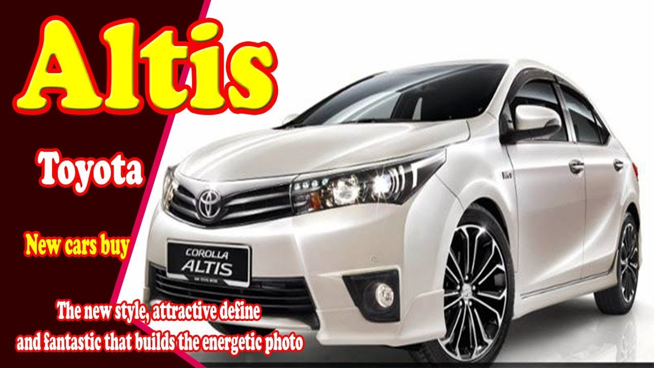 2018 toyota altis. Plain Altis 2018 Toyota Altis  Corolla  Philippines New Cars Buy To O