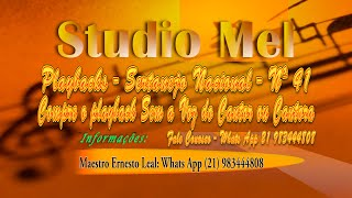 C4106   Playback   amostra   Deu Medo   Leandro e Leonardo