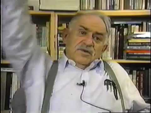 Murray Bookchin on the New Left  3 of 3 360p TempleofReason org