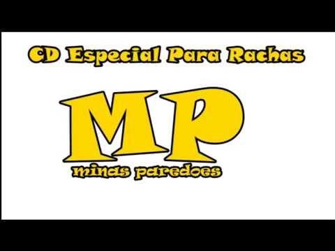 CD Minas Paredoes 2015 - Especial de Rachas de Som Automotivo