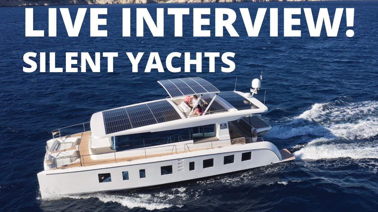 SILENT YACHT'S MICHAEL KOHLER ANSWERS YOUR QUESTIONS!