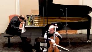 Download Video Beethoven op.102/2 II+III, Rafael Rosenfeld and Claudio Martínez Mehner MP3 3GP MP4