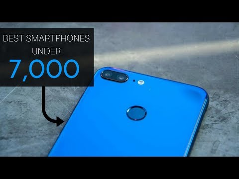 Top 5 || Best Smartphones || Under 7,000 || 2018
