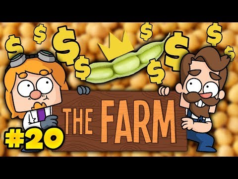 Minecraft The Farm #20 - Soybean Empire