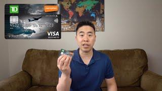 TD Aeroplan Visa Business Credit Card Review