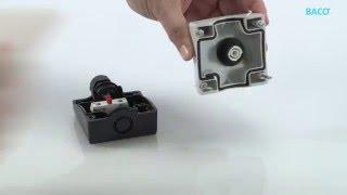 Baco video tutorial : Control stations Ø 22mm