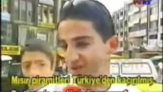 Gambar cover Mısır piramitleri Türkiye'den kaçırılmış diyorlar ne diyosunuz =)
