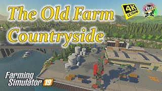 "[""The Old Farm Countryside Map"", ""tazzienate"", ""4k"", ""4k video"", ""4k resolution"", ""4k resolution video"", ""fs19"", ""fs-19"", ""fs19 mods"", ""fs19 maps"", ""farming simulator"", ""farming simulator 19"", ""farming simulator 2019"", ""farming simulator 19 mods"", ""farmin"