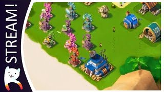 [stream] promoting the greater good on boom beach