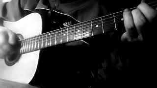 А.Дюмин -  Шпана (cover, под гитару)