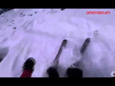 Raw Video Shows Michael Schumacher Accident Route EXCLUSIVE VIDEO