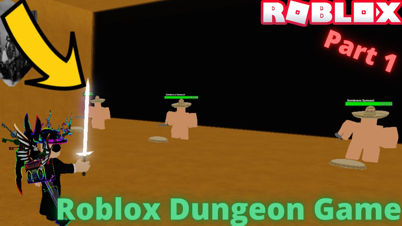 How To Be A Great Roblox Game Developer Part 1 Youtube How To Make A Roblox Dungeon Game Part 1 Youtube