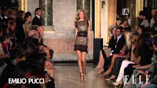 EMILIO PUCCI SS 2015 collection