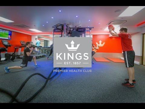 Kings Strength Zone Promo -  Beast Media