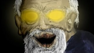 NOOOO GRANDPA! | The Terrible Old Man