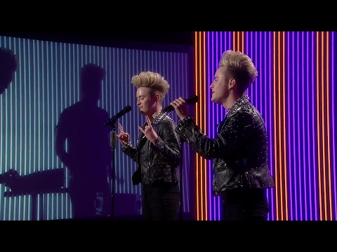 Jedward - Oxygen | The Ray D'Arcy Show