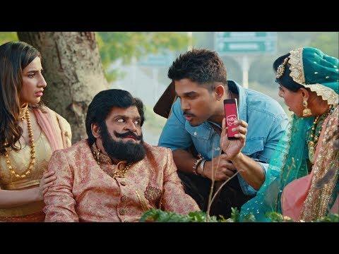 redBus- Track My Bus- feat. Allu Arjun (Telugu)
