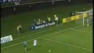 CB 2007 - R20 - Grêmio  2 X 0 Paraná