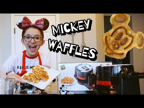 mickey-mouse-waffle-maker!!-just-like-the-parks!!-disney-diy