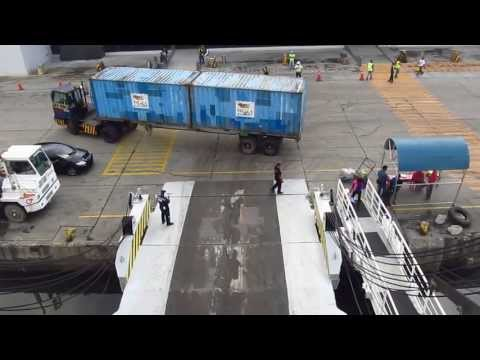 Loading of Rolling Cargoes