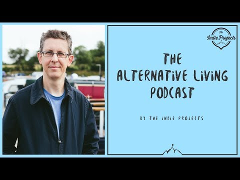 #02 Life on a Narrowboat with Cruising the Cut - PODCAST