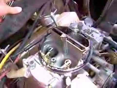 Troubleshooting - backfire through carburetor | Doovi