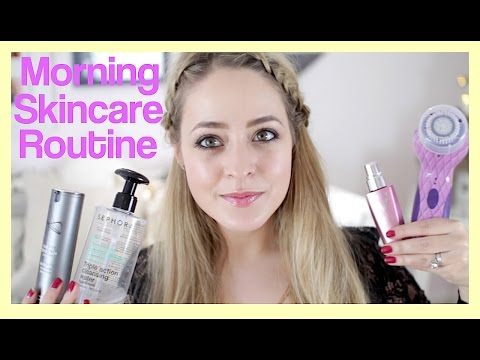 My Morning Skincare Routine | Fleur De Force | ad