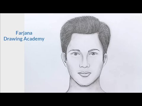 how-to-draw-face-for-beginners/-easy-way-to-draw-a-man-face