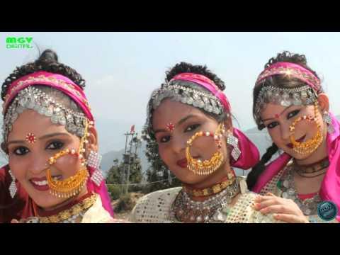 Mukesh Nirala | संगीता छोरी | New Garhwali Song | MGV DIGITAL