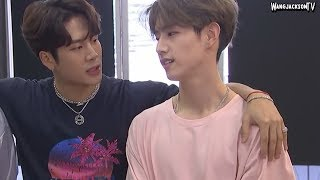 Markson's US interview moments compilation!!