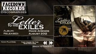 Watch Letter To The Exiles They Made Me The War Machine video