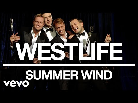 Westlife - Summer Wind (Official Audio)