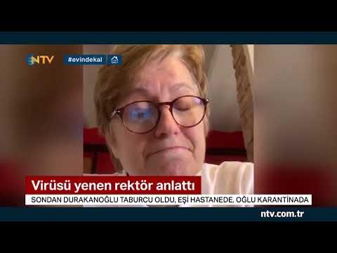 Coronavirüs Hastalığını Yenen Kadir Has Üniversitesi Rektörü Anlattı