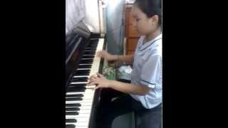 [Cover piano] Ác Mộng 365daband ^^