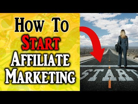 Best Way To Start Affiliate Marketing For Beginners (PROVEN STRATEGy)