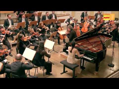 Saskia Giorgini - Winner of the International Mozart Piano Competition 2016