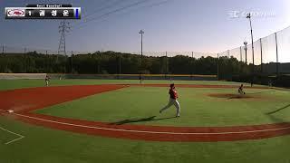 고양 10 17 Best Baseball권성운 수비