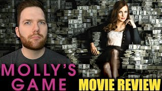 Molly's Game - Movie Review