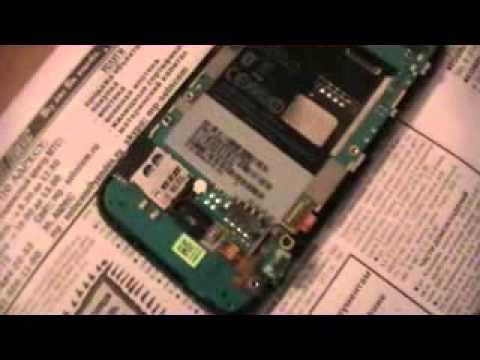 Замена разьема зарядки microusb  телефон htc incredible s