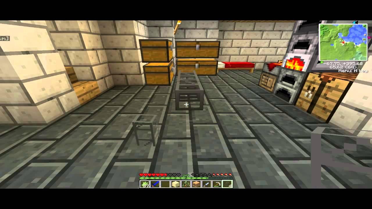 Скачать minecraft с модами ic2 bc2 rp2