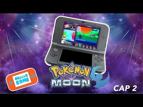 Pokemon Sol y Luna capitulo 2 Edición Luna GamePlay en Español I Abrelo Game Pokemon