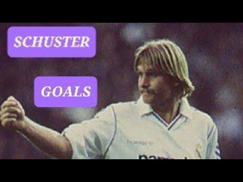 Bernd Schuster-Goles-Real Madrid C.F -1988-1990