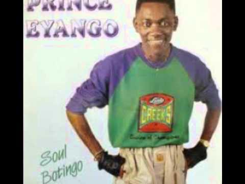 Prince Eyango - Patou (1989) Cameroun