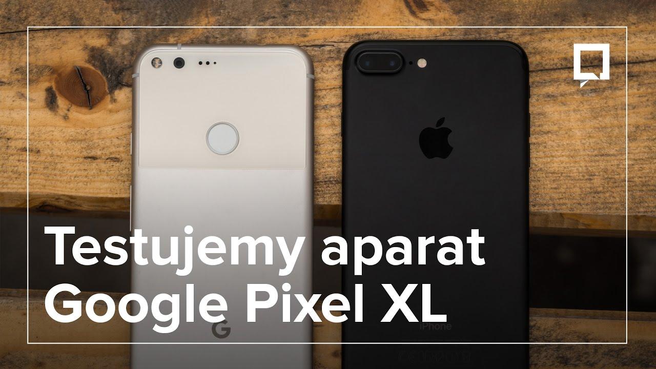 Google Pixel XL - recenzja aparatu (gościnnie iPhone 7 Plus)