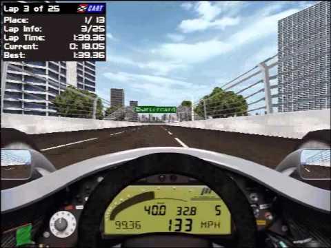 Microsoft Cart Precision Racing - circuito di Australia